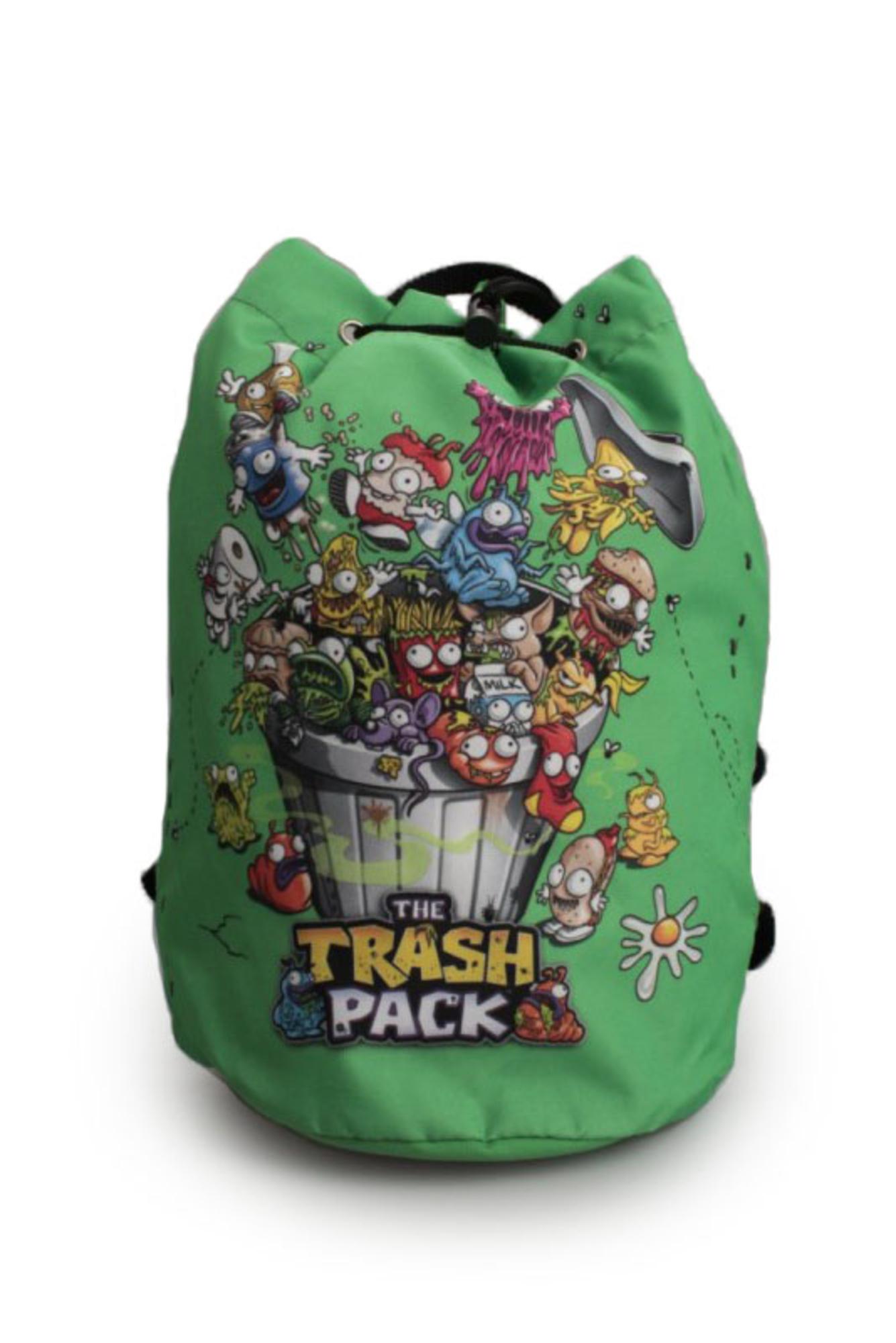 Levně Beniamin Vak na záda The trash pack