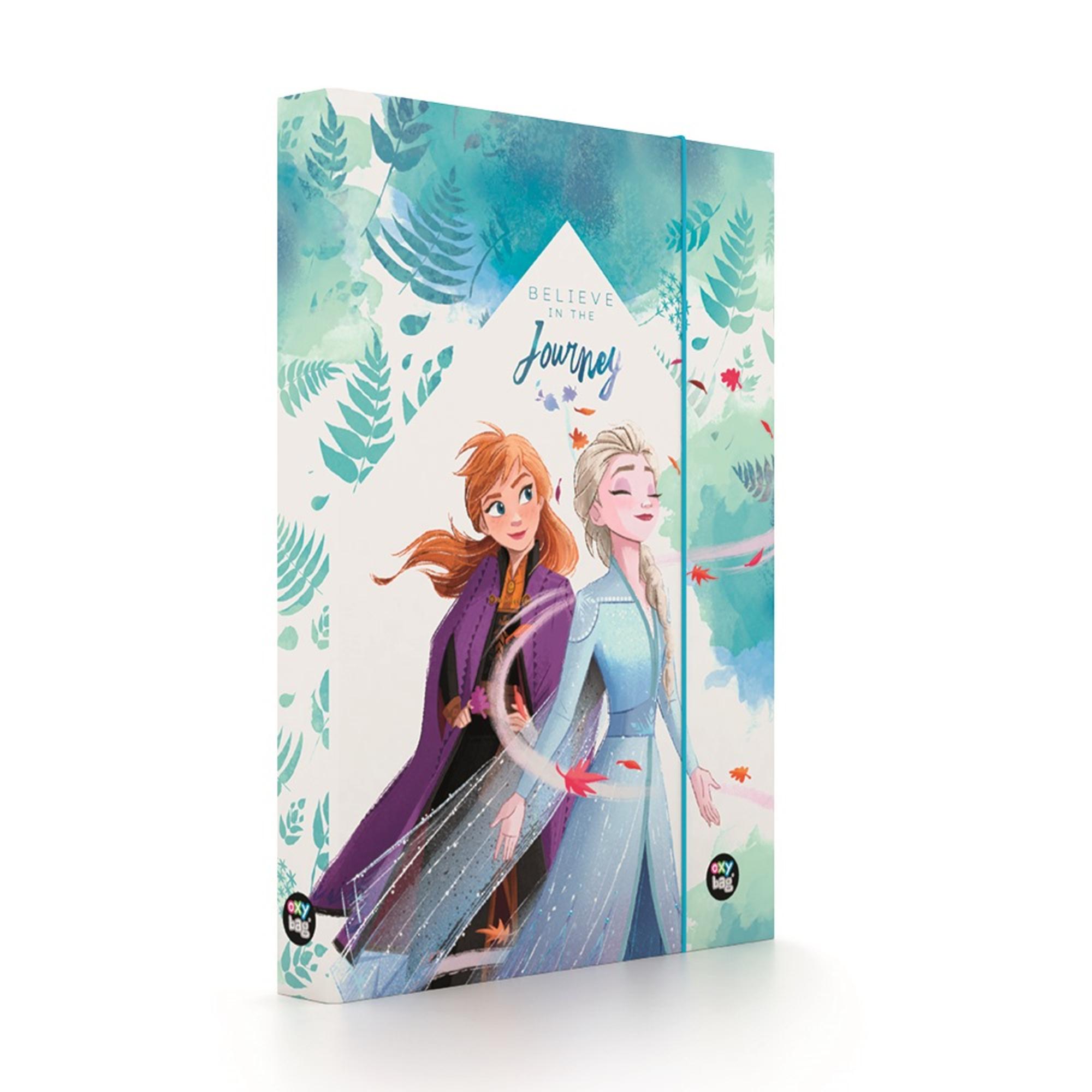 Karton P+P Desky na sešity A5 Frozen