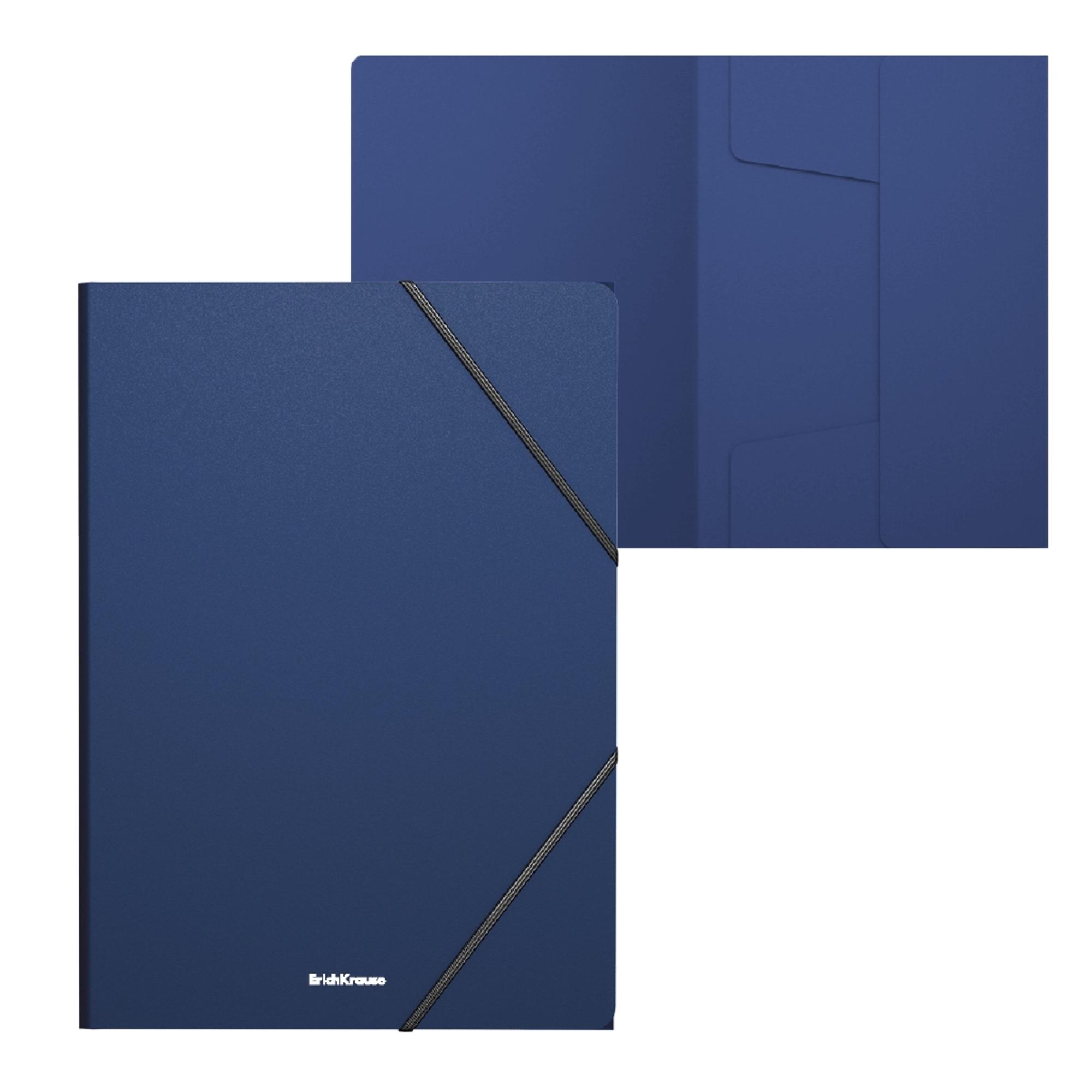 Erich Krause Desky A4 Matt Classic, modré